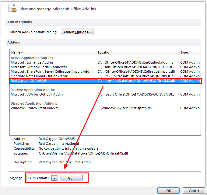 office_sms:enable:outlook2007 [Red Oxygen Wiki]